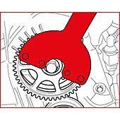 Clé de blocage - Audi / VW image