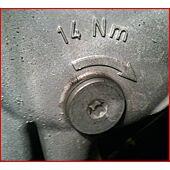 Douille de vidange magnétique TORX®, T45 image