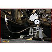Tuyau raccord pour adaptateur à baïonnette de test de pression de suralimentation de turbo image