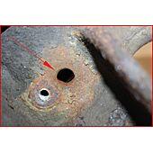 Alésoir pour capteurs ABS, Ø 18 mm - H. 34 mm image
