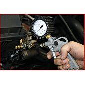Tuyau raccord pour adaptateur de test de pression de suralimentation de turbo image