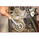 Clé à ergots pour galet tendeur - VAG image