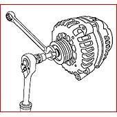 Module d'outils pour poulies débrayables d'alternateurs, 13pcs image