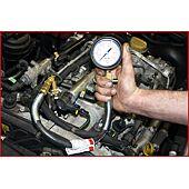 Coffret de contrôle de compression pour moteurs diesel, 36 pièces image