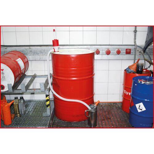 Pompe à fûts pour produits chimiques image