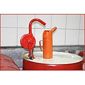 Pompe à fûts à manivelle image