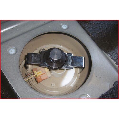 Clés pour trappe de réservoir à 2 bras image