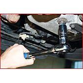 Coffret de 6 embouts pour bouchons de vidange, entrainement 6 pans 21 mm image