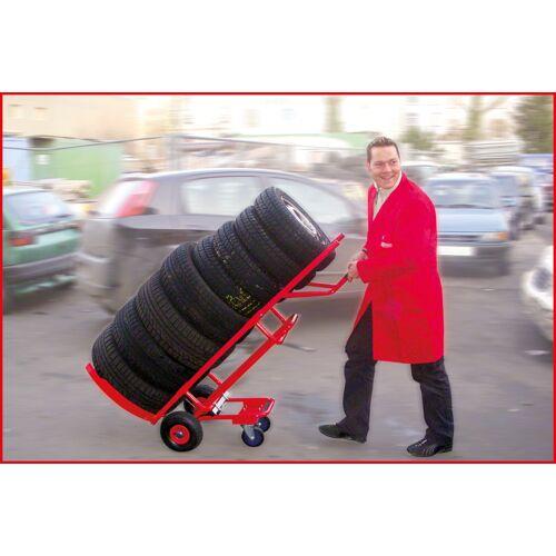 Chariot pour pneus - 300kg image