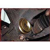 Contre-plaques de montage VW/Audi/Seat/Skoda, 2 pcs image