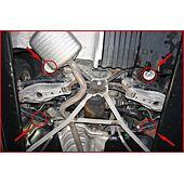 Outils pour silents blocs d'essieu arrière BMW image