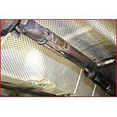 Burins pneumatiques pour tuyau d' échappement image