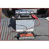 Chargeur de batterie 12 V - 6 V / 4 A image