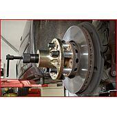 Jeu de fixations pour extracteur de moyeu de roue image