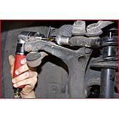 Alésoir pour vis de blocage pour essieu multi-bras, 5 pièces image