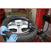 Maintien de talon de pneu image