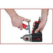 Mini-pompe à graisse avec cartouche, 3 pcs. image