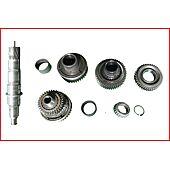 Jeu d'extracteurs de roulements à rouleaux pour boîtes ZF, 26 pcs. image