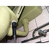 Clé pour abattant de WC avec clé d'entraînement, Ø13 mm image