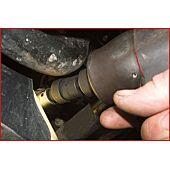 Coffret d'adaptateurs et cardans à chocs, 9 pcs image