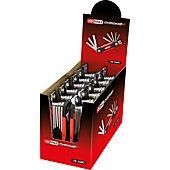 Présentoir de 12 jeux de clés mâles 6 pans à tête sphérique image