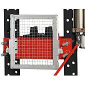 Grilles de protection pour presses hydrauliques image