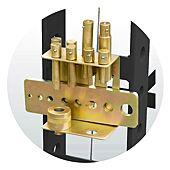 Kit de poinçons pour presses hydrauliques image