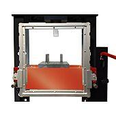 Plexiglas de protection pour presses hydrauliques image