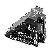 Cale roue caoutchouc PL 200 x 150 x 100 mm image
