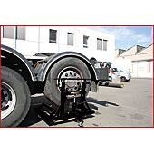 Lève-roue hydraulique 1 t image