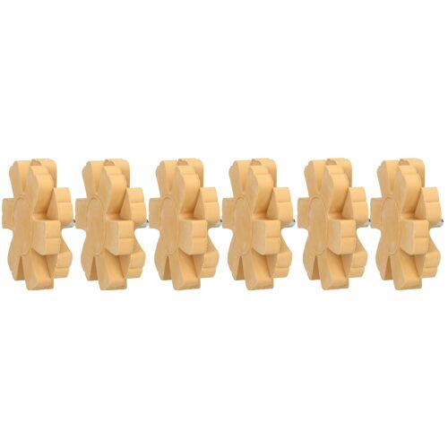 Gommes de nettoyage avec lamelles, Ø 90 x 20 mm, pack de 6 image
