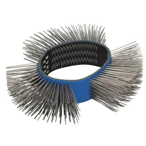 Disque-brosse métallique pour finitions Ø 110 mm image