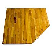 Plateaux en bois pour élément d'angle image