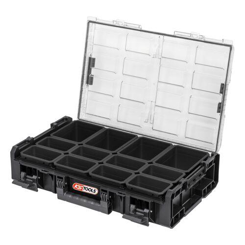 Mallette organiseur SCM XL à 12 compartiments amovibles image