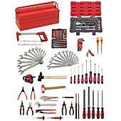 Composition d'outils pour la mécanique générale - 149 pcs image