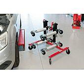 Support pour chariots de manutention pour véhicule 160.0387 image