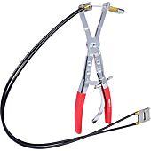 Pinces à colliers à crémaillère avec double câble Bowden image