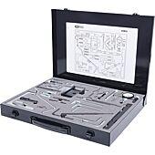 Coffret d'outils de calage universels pour pompe d'injection - moteur essence / diesel image