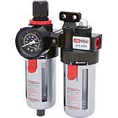 Filtres régulateur et lubrificateur image