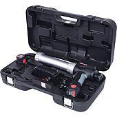 Pistolet à cartouche 310ml avec 2 batteries Li-Ion 10,8V image