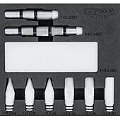 Jeu de pointes de débosselage en téflon, 10 pièces image