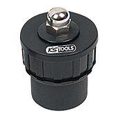 Adaptateurs à baïonnette d'obturation de système de suralimentation de turbo image