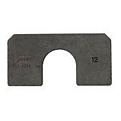 Contre plaque #12, 80mm du coffret 150.2030 image