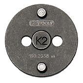 Adaptateur n° K2, D45mm pour 150.2035 image