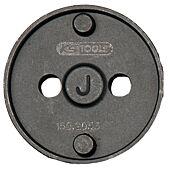 Adaptateur de piston de frein, # J image