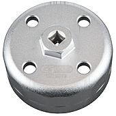 Cloche filtre à huile 3/8 88,8mm 15 pans du coffret 150.9210. image