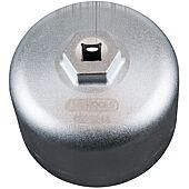Cloche filtre à huile 3/8 86,6mm 16 pans du coffret 150.9210. image