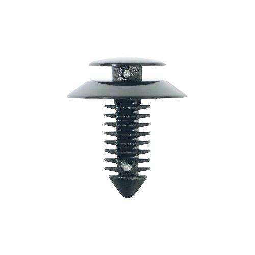 Agrafes pour fixation de moulures de portes pour Ford - Ø 7,9 mm - 10 pcs image