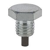 """Bouchon de vidange UNC 5/8"""" x 11G x 16 mm, 10 pièces pour Rover Mini image"""