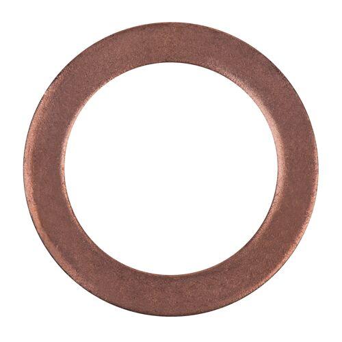 Bagues d'étanchéité cuivre 26 x 18 x 2,5 mm, 10 pièces pour Alfa Romeo/Fiat image